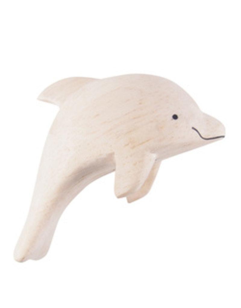 Houten dier Dolfijn