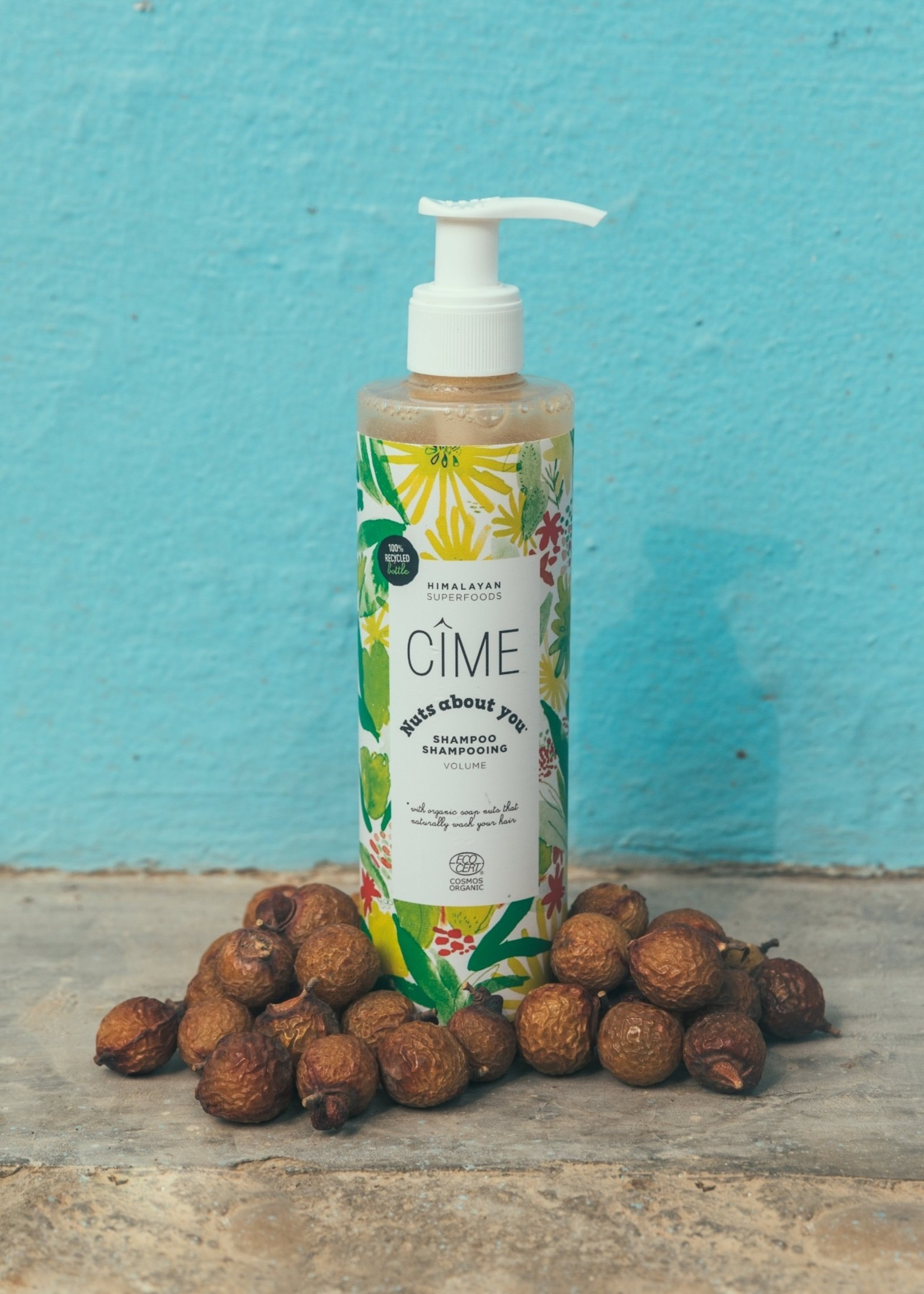 Nuts about you - Volume shampoo