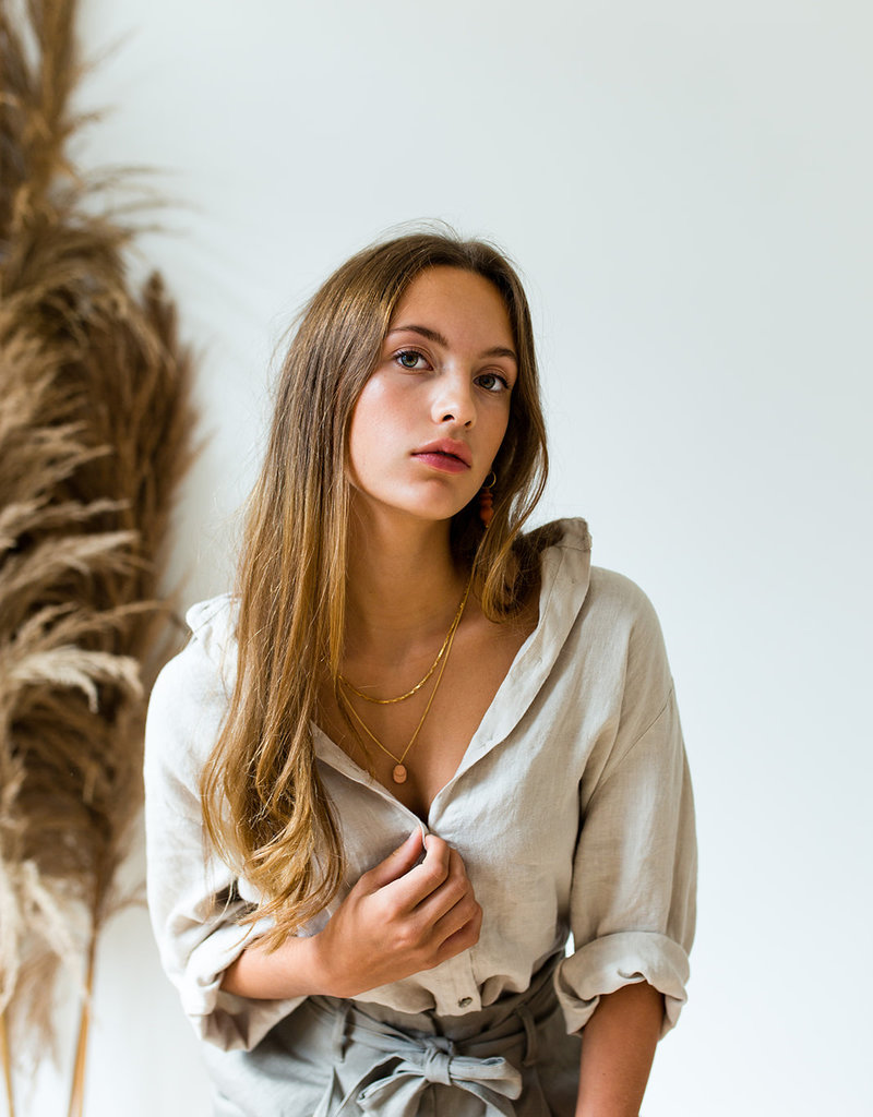 Jacqueline & Compote Ketting - Sloth