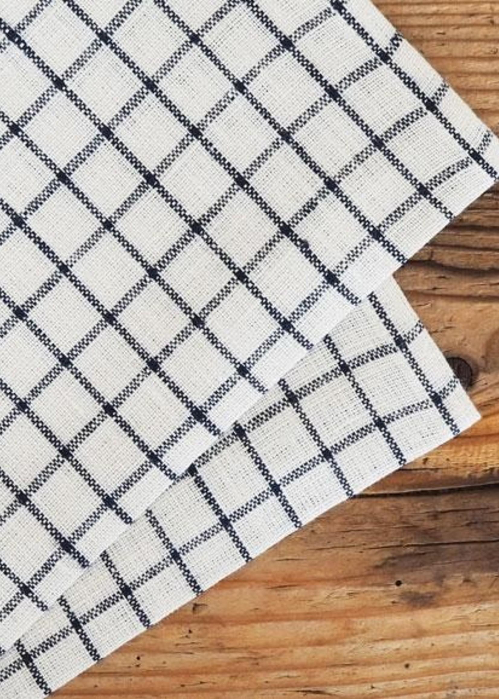 Keuken handdoek - linnen jen
