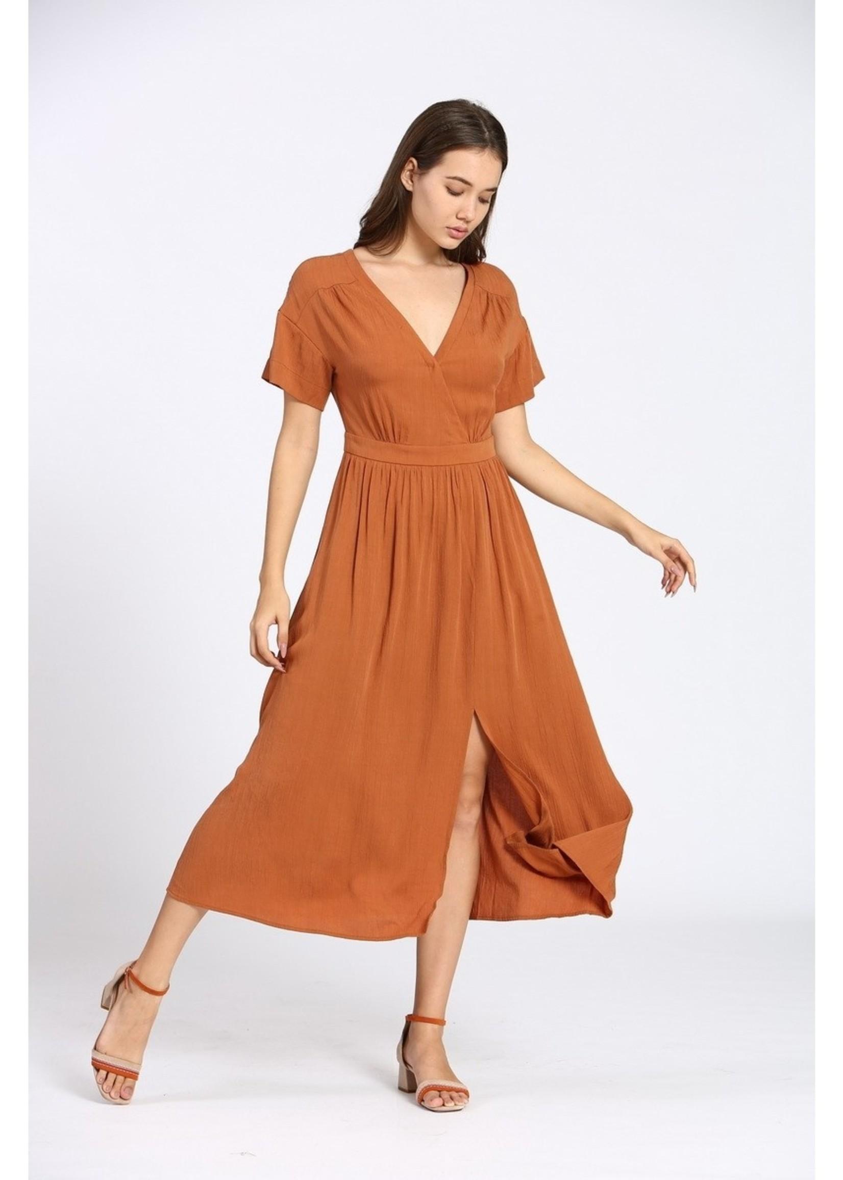 Lange jurk