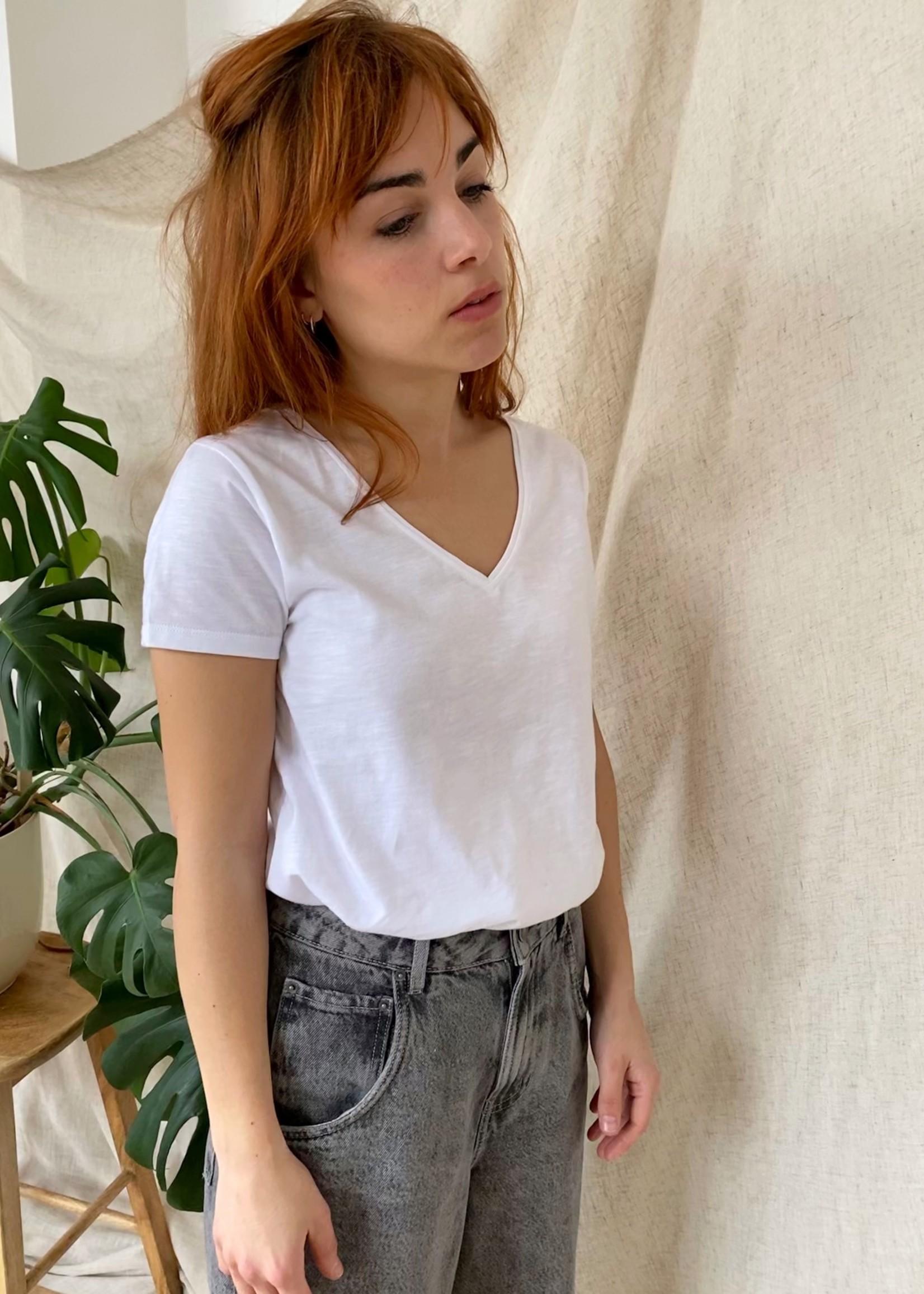 T-Shirt -BasiEco Pico