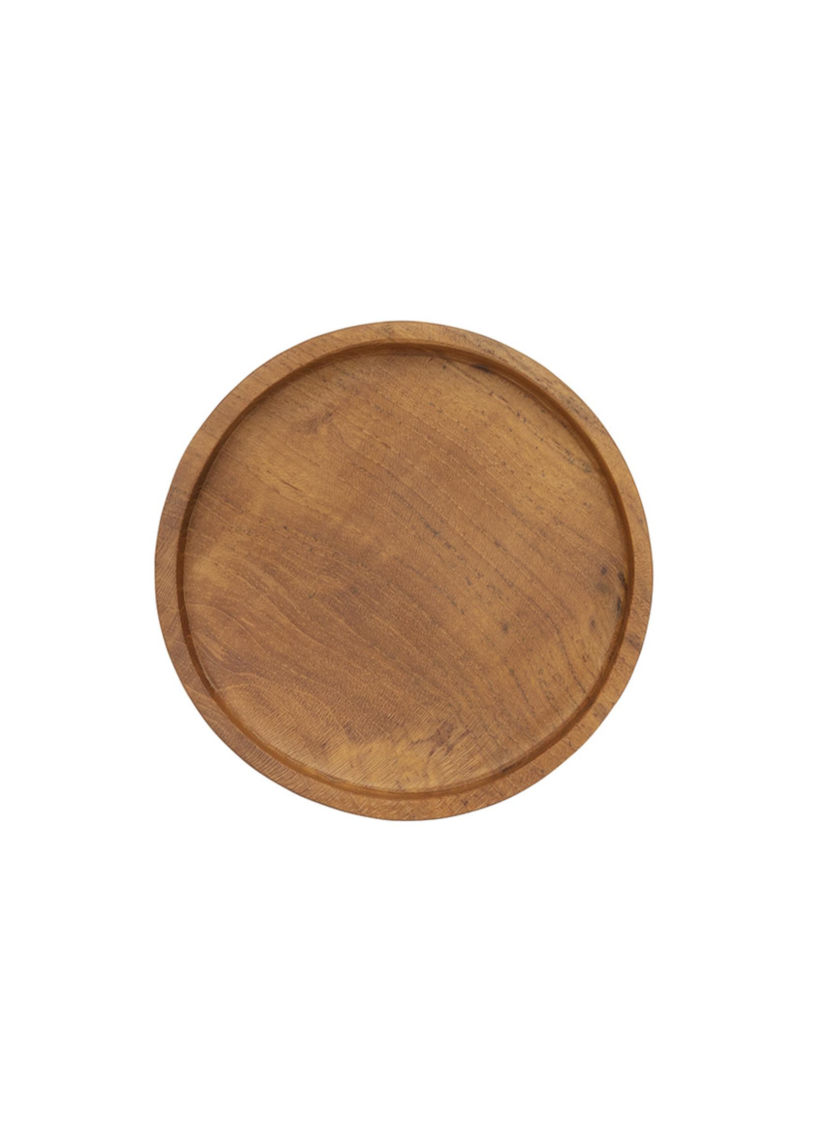 Onderzetter in hout