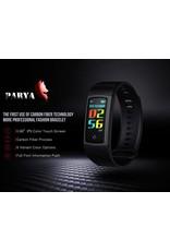 Parya Official Parya activity tracker 2.0 - Zwart