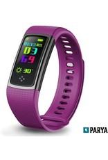 Parya Official Parya activity tracker 2.0 - Paars