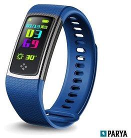 Parya Official Parya activity tracker 2.0 - Blauw