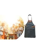 Parya Official Lederen BBQ Schort