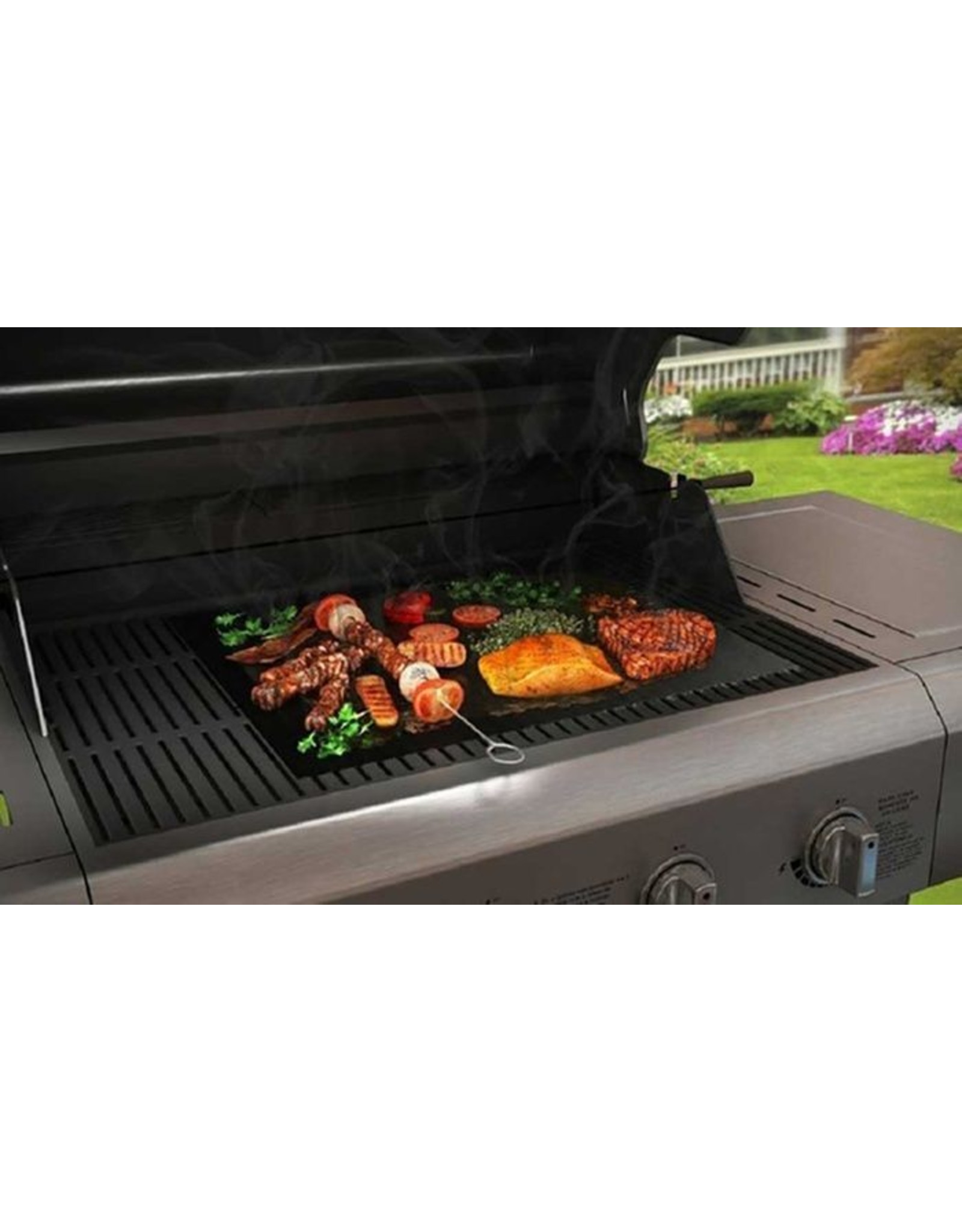 Parya Official Grill mats set of 2