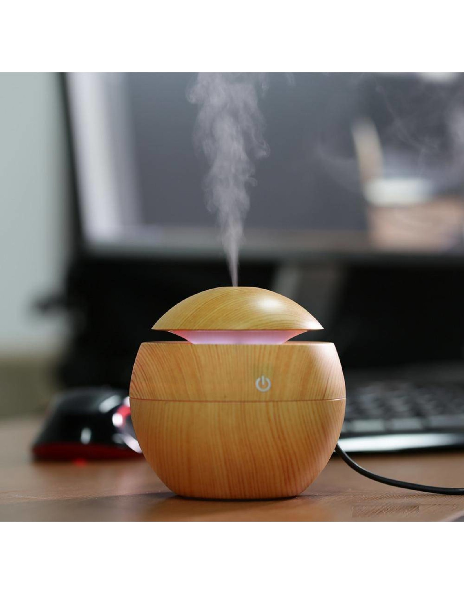 Parya Official Aroma Diffuser- Houten Bol