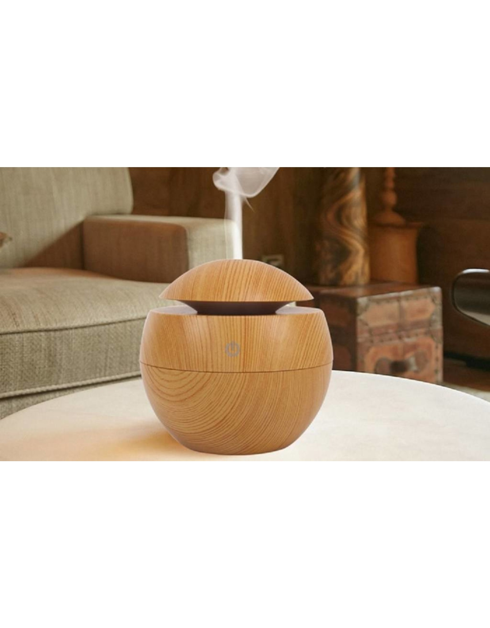 Parya Official Aroma Diffuser - Wooden Globe