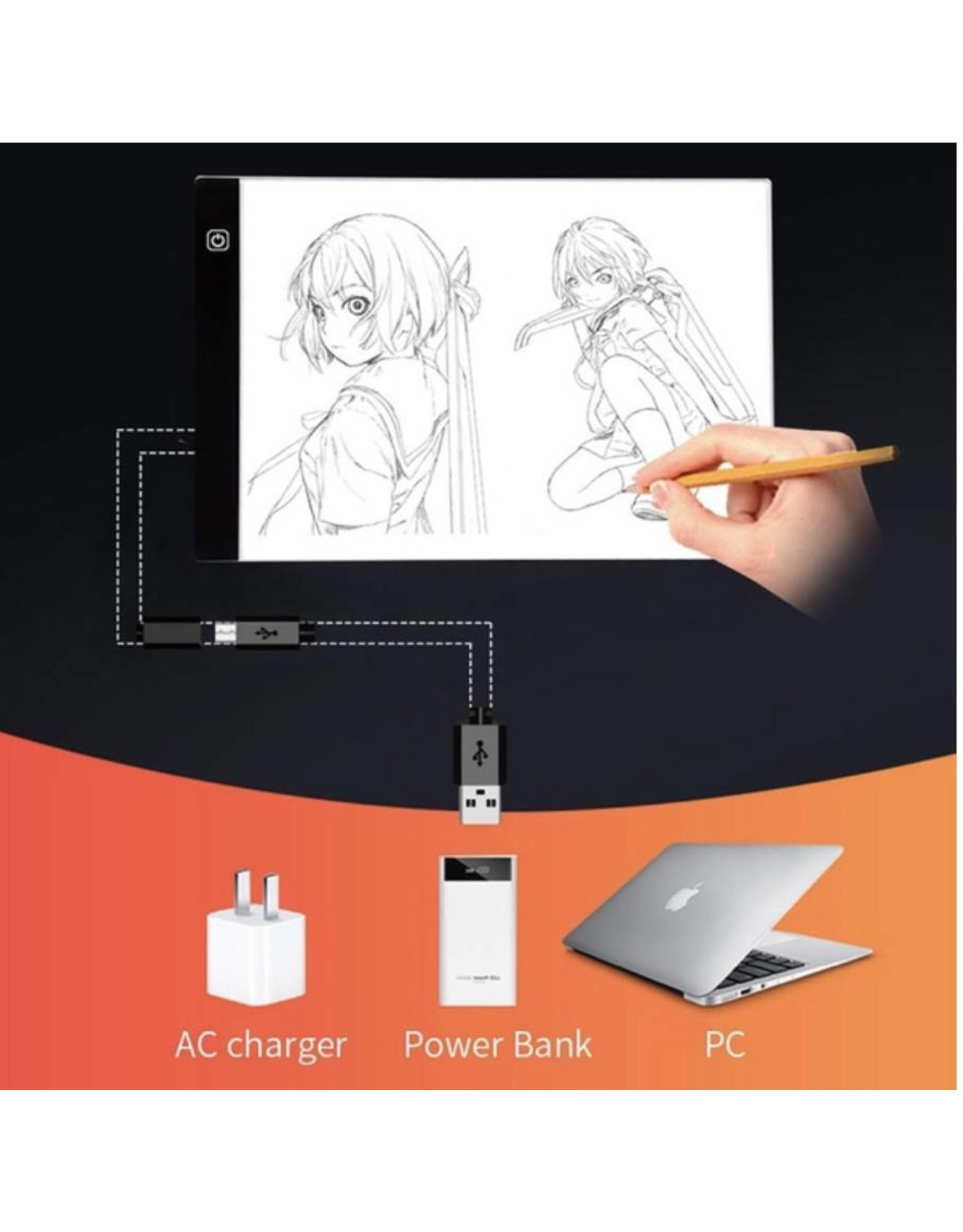 Parya Official Digital Drawing Tablet