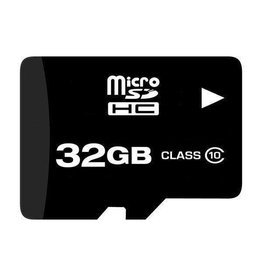 Parya Official Micro SD- kaart - 32 GB