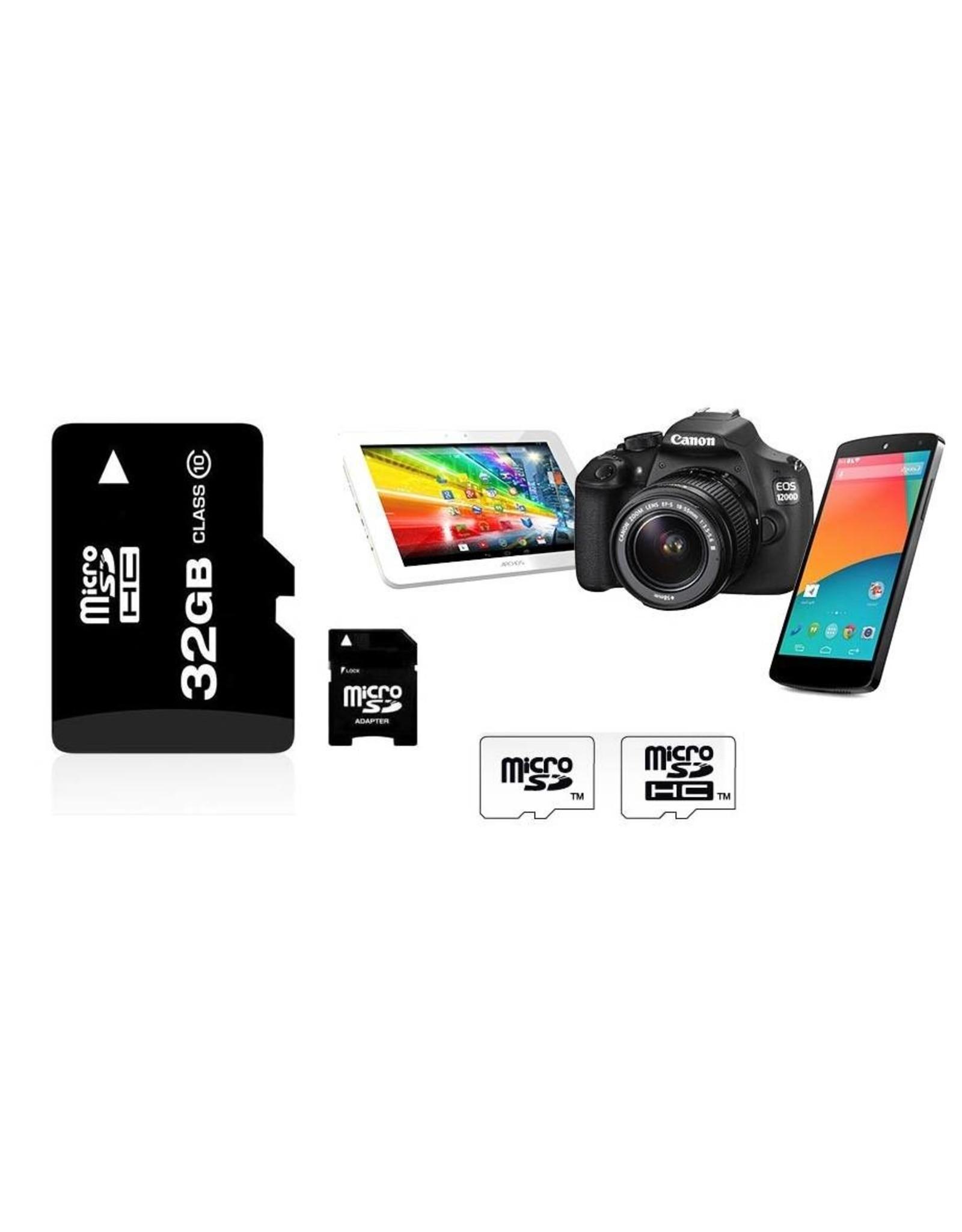 Parya Official Micro SD- kaart - 32 GB