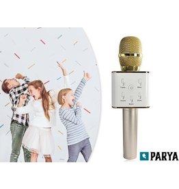 Parya Official Parya - Karaoke Microphone - bluetooth