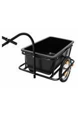 Aanhangwagen Fietsaanhanger Bagagekar fietskar 90 Liter- EV