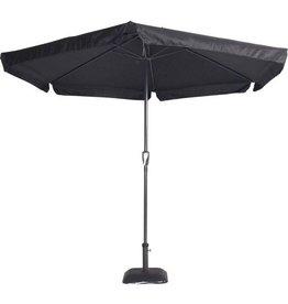 Outdoor Living Gemini Parasol - stokparasol - Ø300 cm - zwart
