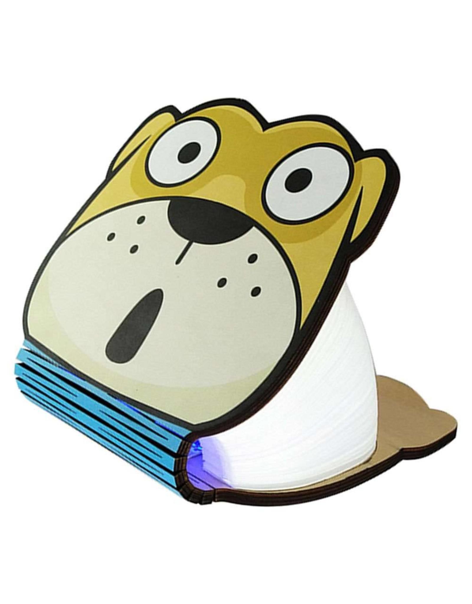 Parya Official Parya Official - LED book - Dog