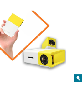 Parya Official Parya - Mini LCD High Definition Projector