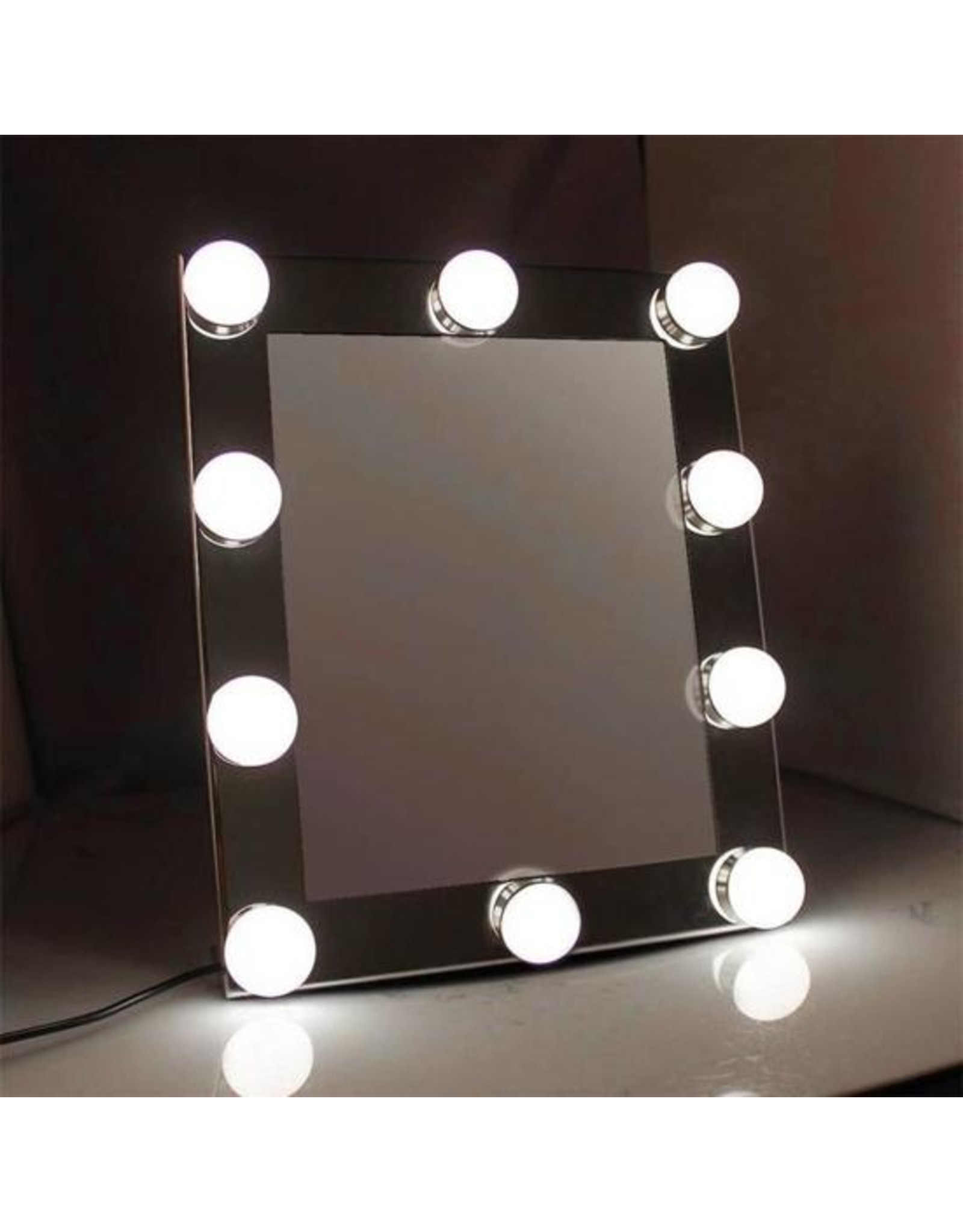 Parya Official Hollywood Mirror Lamps - 10 Lamps