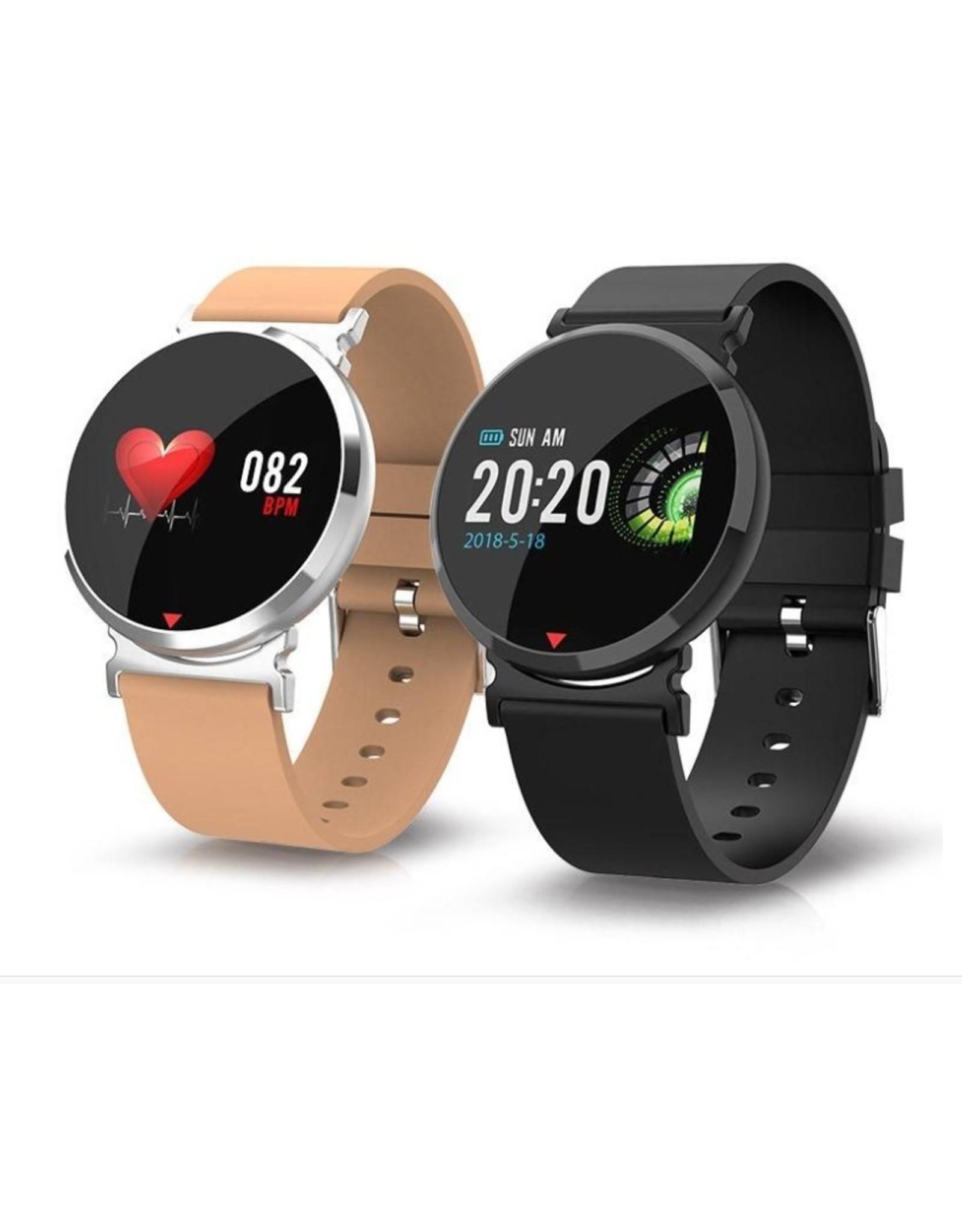 Parya Official Smartwatch  PP69 - Horloge - Stappenteller