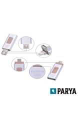 Parya Official Parya 4-in-1 flashdrive
