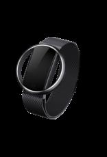 Parya Official Parya - Smart Bracelet - Moon - Black - Stainless