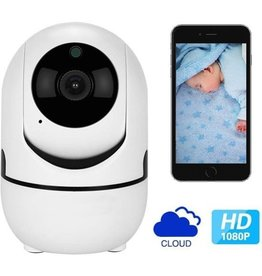 Baby monitor with camera - Movement and sound detection