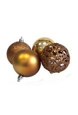 Ronde Kerstballen - 100 stuks