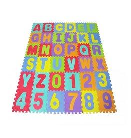 Monzana 86-delige Puzzelmat - voor kinderen