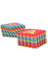 86-delige Puzzelmat - voor kinderen