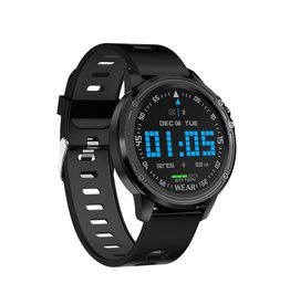 Parya Official Parya Official - Smartwatch - Wear - Black