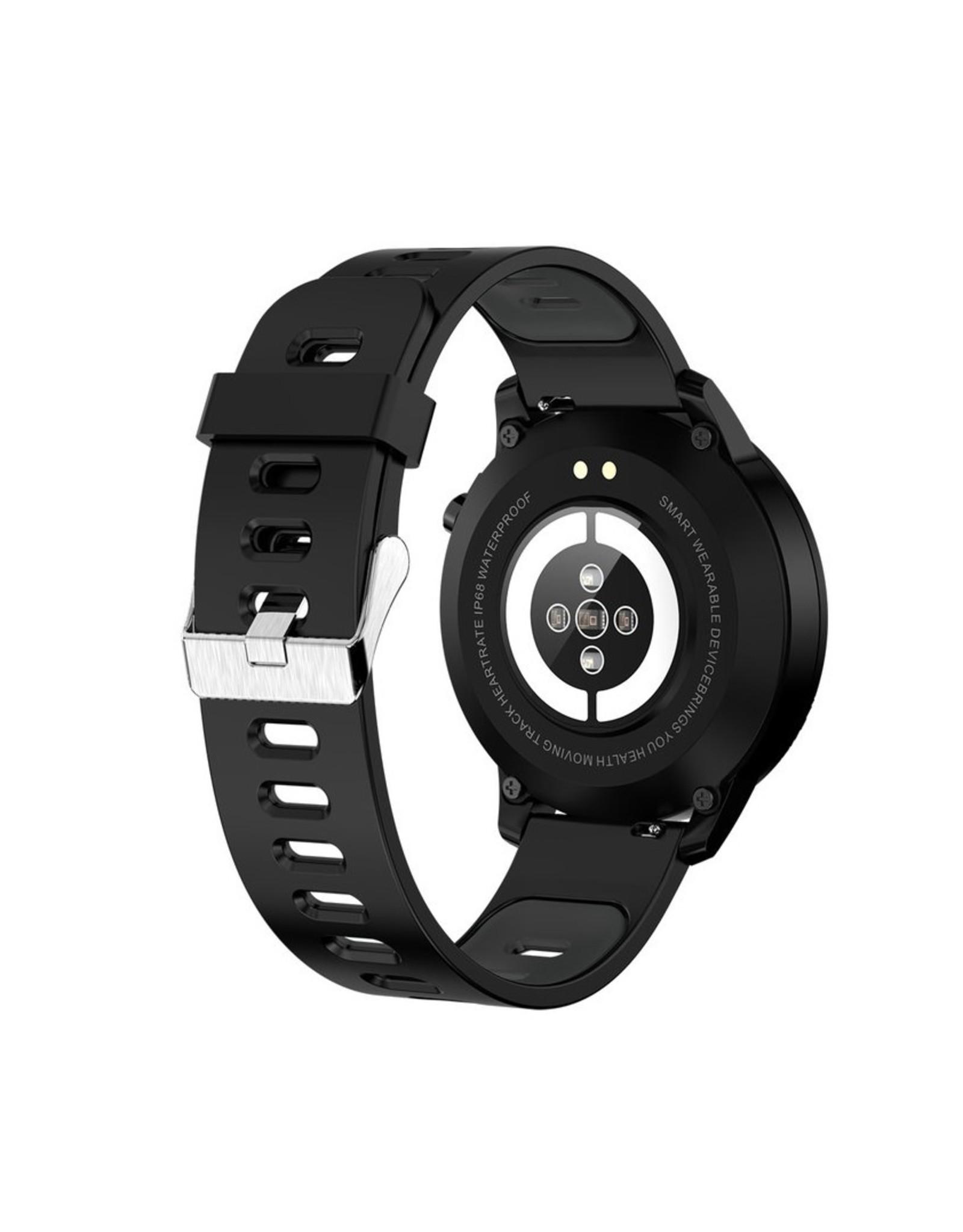 Parya Official Parya Official - Smartwatch - Wear - Zwart