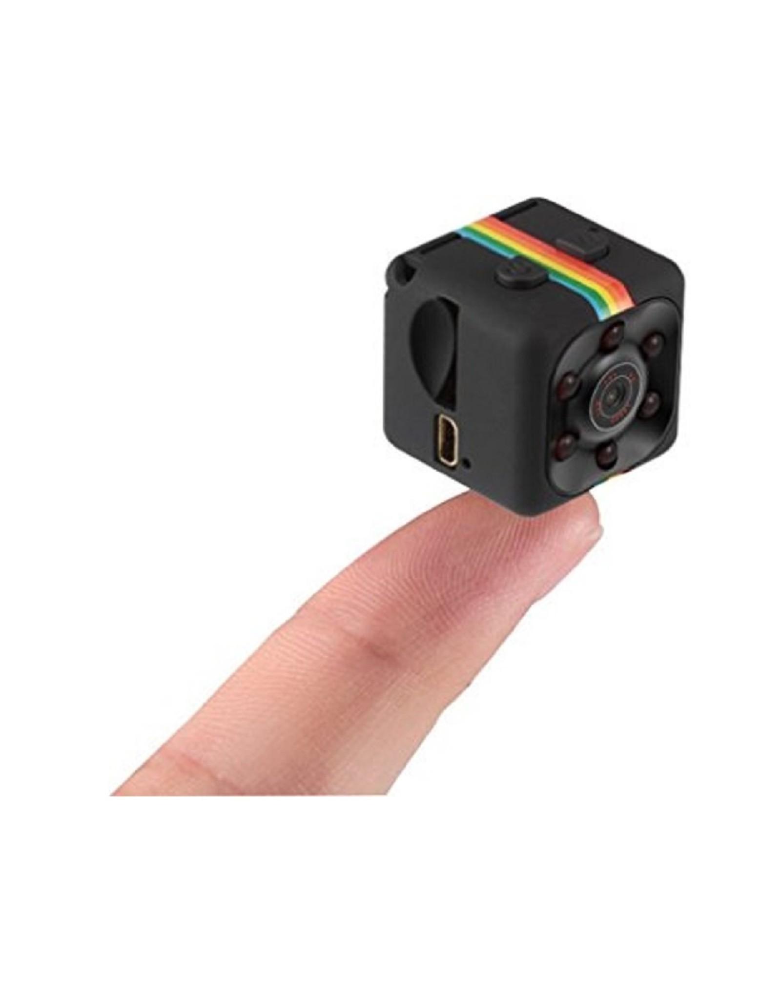 Parya Official Full HD Mini Camera - 2.3 x 2.3cm
