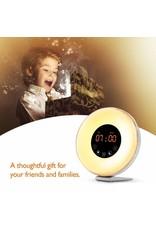 Parya Official Wake-Up Light - Naturel Sound & Light