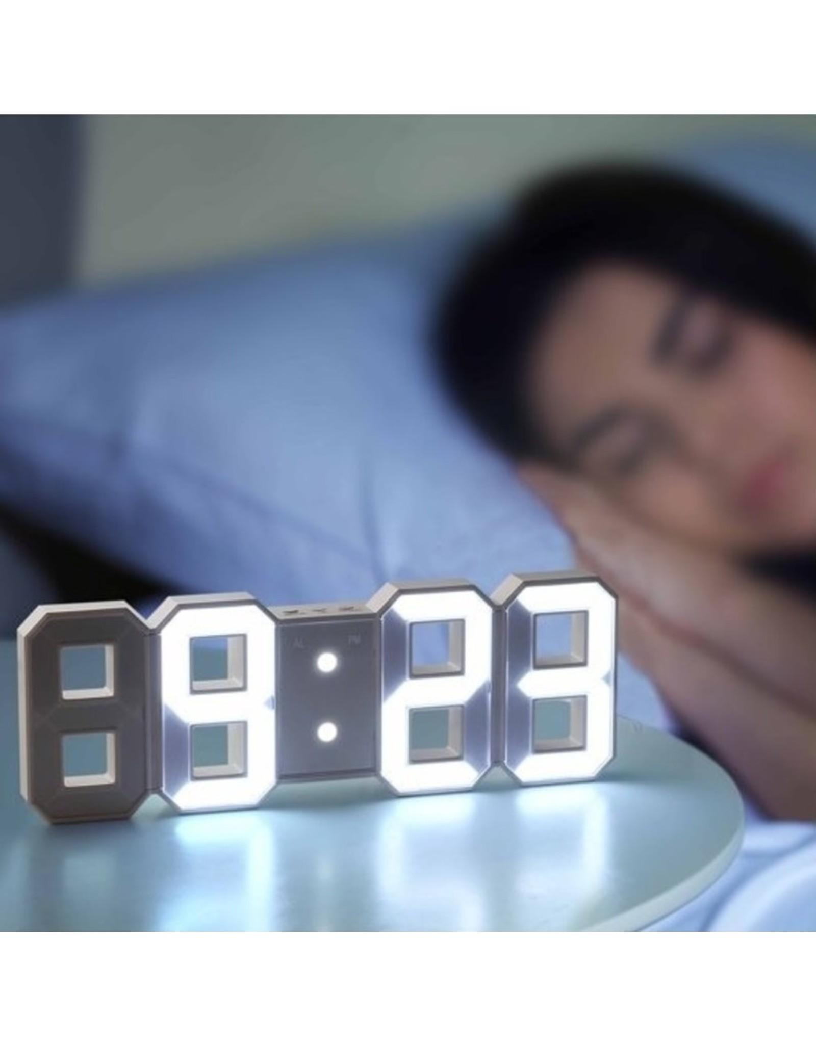 Parya Official Digitale Klok - Wekker