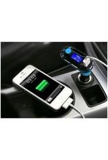 Parya Official Parya Official - Bluetooth Wireless Carkit - Blue