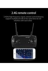 Wifi drone met camera- FPV Drone - Zwart