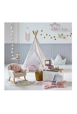 "Parya Home Parya Home - Tipi Tent - ""Starla"" - Wit"