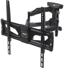 Maclean Brackets Maclean Brackets MC-781 - TV wall bracket 26-55 inch - Black