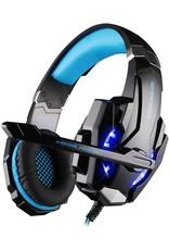KOTION EACH G9000 - Gaming Headset - Zwart/Blauw