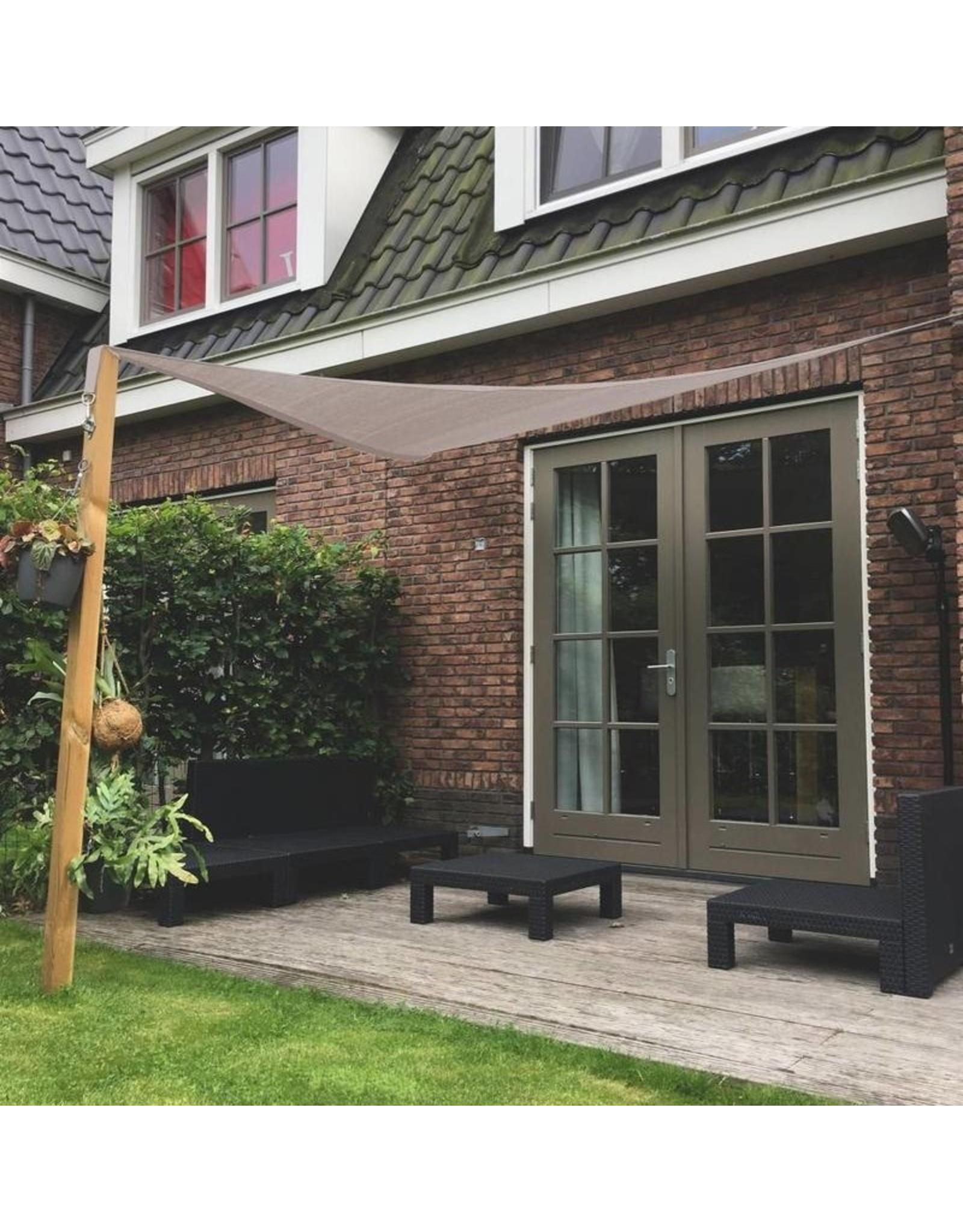 Parya Garden Schaduwdoek - 3.6 meter - Driehoek