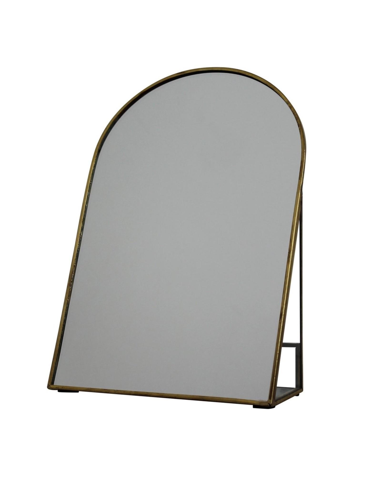 Parya Home Parya Home - Staande spiegel - Goud - 23x16 cm