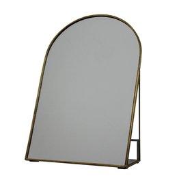 Parya Home Parya Home - Standing mirror - Gold - 23x16 cm