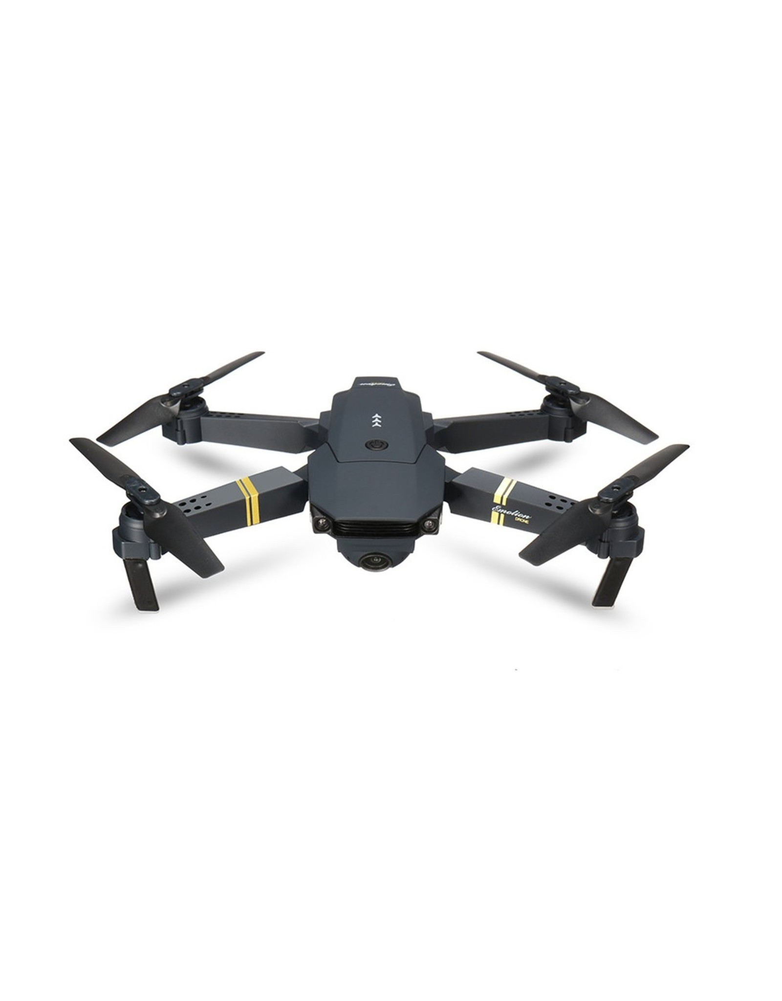 Wifi drone met camera - FPV Drone - Black
