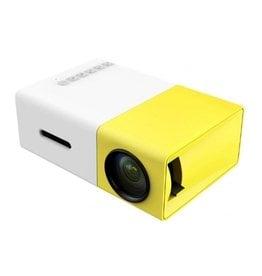 Parya Official Parya Official - Mini Beamer - Full HD - 1080P - Mini Projector
