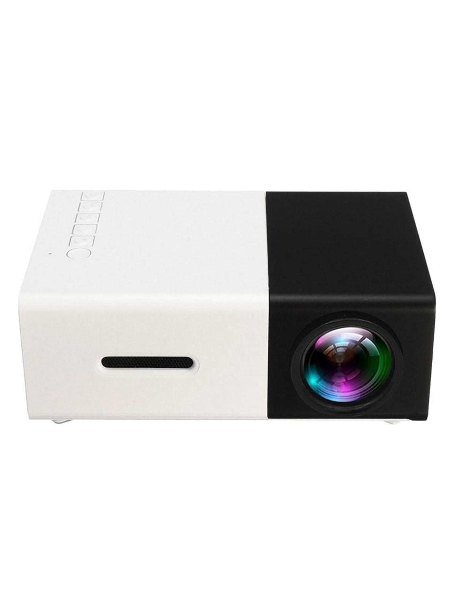 Parya Official Parya Offical - Mini Beamer - Full HD - 1080P - Zwart