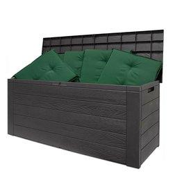 Parya Home Parya Home - Anthracite Pillow Box - 300 L