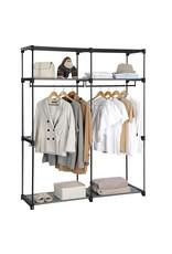 Parya Home Parya Home - Foldable wardrobe - Black