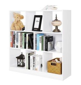 Parya Home Parya Home - Bookcase - 8 compartments