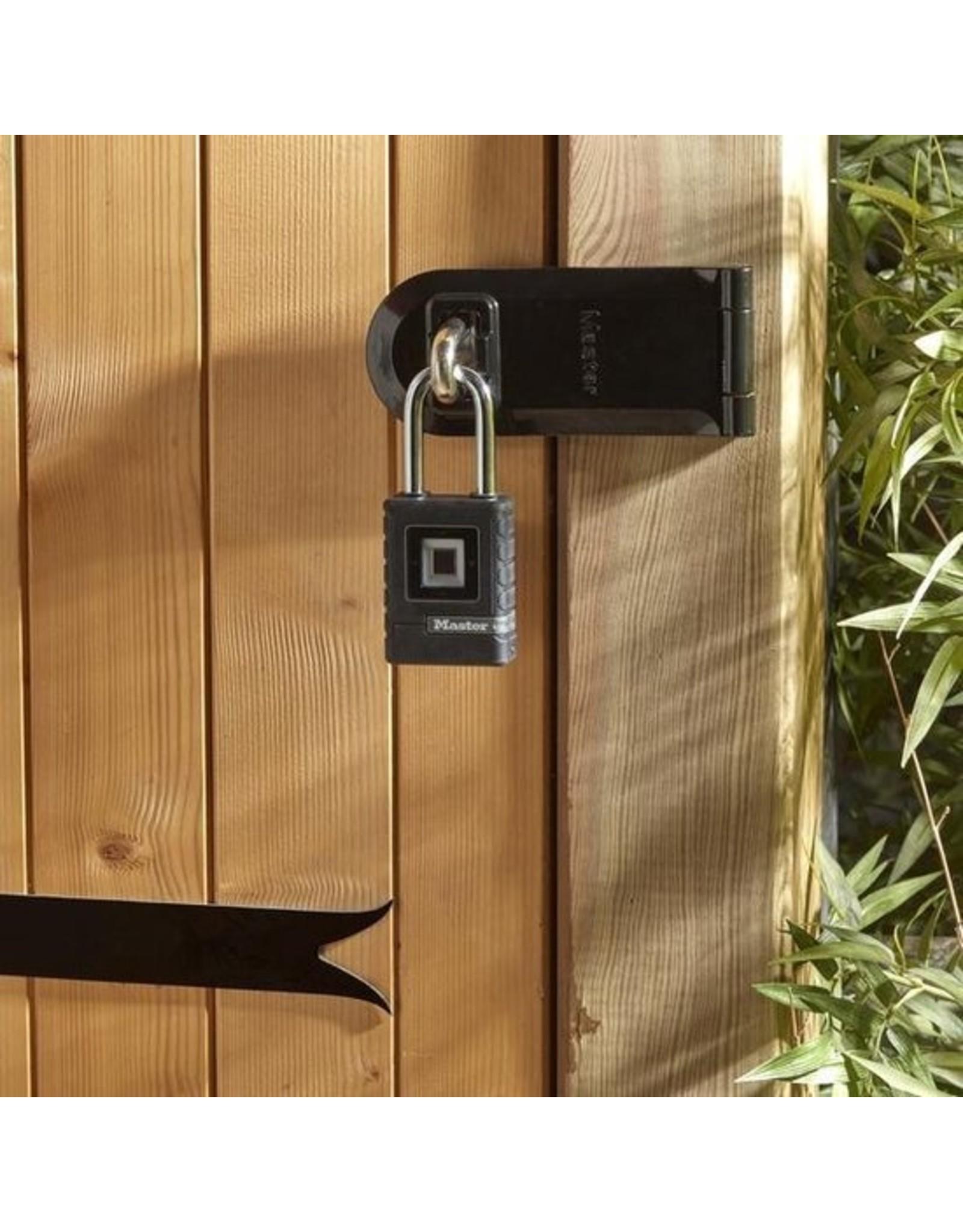 MasterLock MasterLock - Biometrisch hangslot - Voor buiten